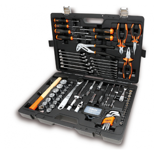 Beta Tools 2047E/C108-'EASY' Case with 108 Tools