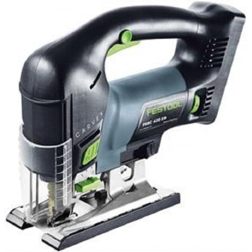 Festool PSBC420 Li EB-Basic 18v Cordless Jigsaw Body Only In Systainer 201379