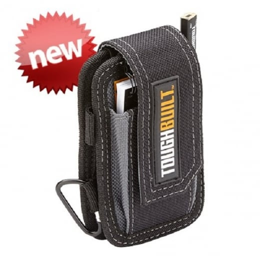 Toughbuilt Smart Phone Pouch with Notebook + Pencil TB-33
