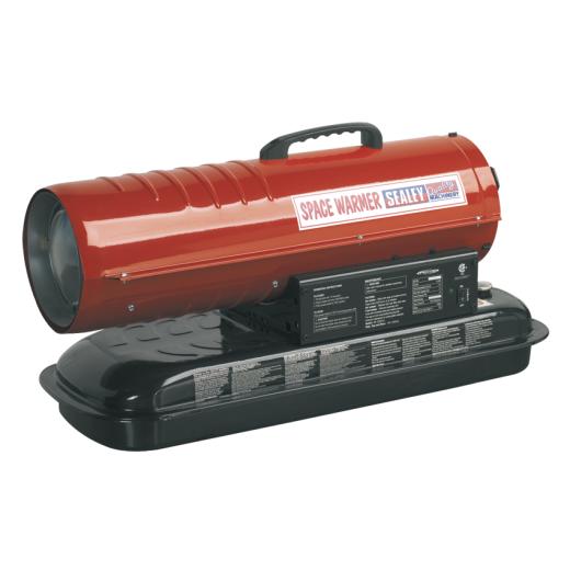 Sealey AB458 Diesel Space Heater 45,000 BTU