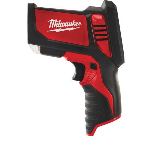 Milwaukee C12LTGE-0 12v Laser Temperature Gun Body Only LAST ONE!