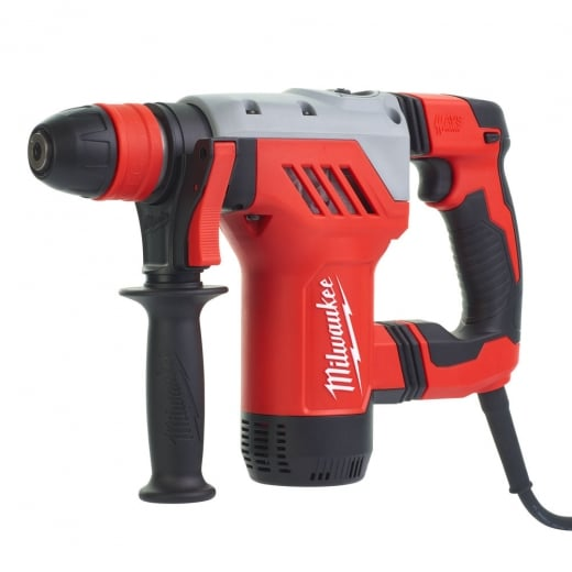 Milwaukee PLH28XE 3 Mode Sds Hammer Drill 28mm 110v or 240v