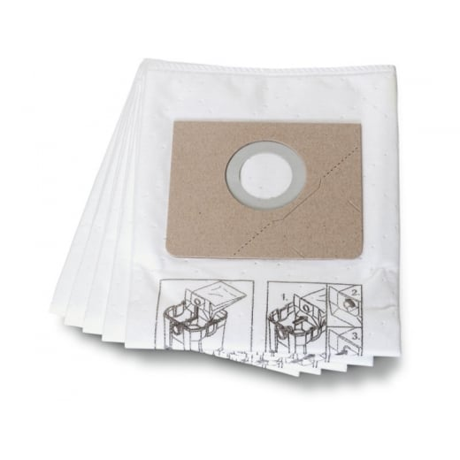 Fein Fleece Lined Dust Bags For Dustex 25 Pack Of 5