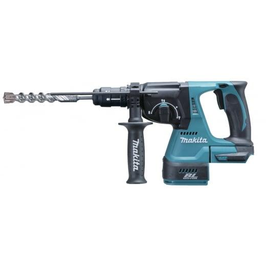 Makita DHR243Z 18v Cordless Sds+ Rotary Hammer Drill Brushless Body Only