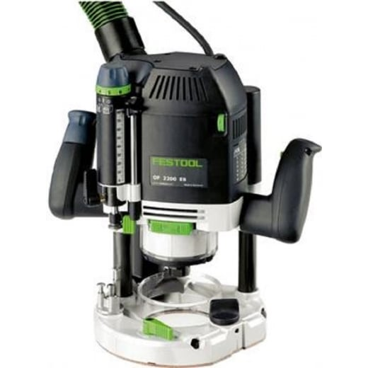 "Festool 574352 Router OF2200 1/2"" Variable Speed Heavy Duty Router 240v"