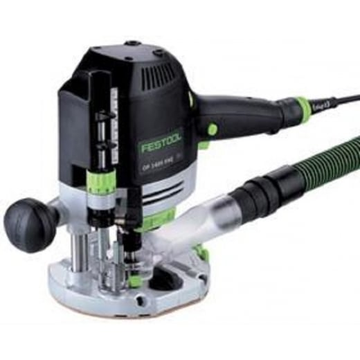 Festool Router OF1400 1/2 110v In Systainer SYS 4 T-Loc 574344