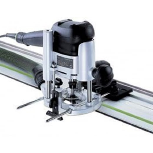 Festool OF1010EBQ-Set Router With Guide Rail 240 Volt 574374