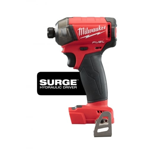 "Milwaukee M18FQID-0 18v Fuel Surge 1/4"" Hex Hydraulic Impact Driver Body Only"