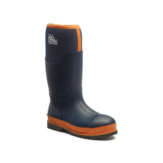 Dickies FW9902 Landmaster Pro Safety Welington Boot Blue