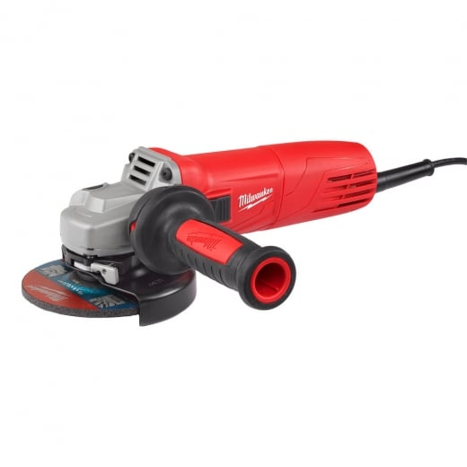 Milwaukee AGV10-115EK 115MM 1000W Angle Grinder 110V