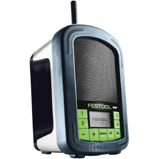 Festool Dab Radio Job Site Radio Sys Rock BR10 202112