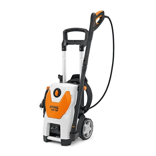 Stihl RE119 10-125 Bar Pressure Washer 240v