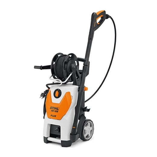 Stihl RE129 Plus Pressure Washer 10-135 bar 240v