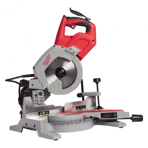 Milwaukee MS216SB Sliding Compound Mitre Saw 216mm 240v