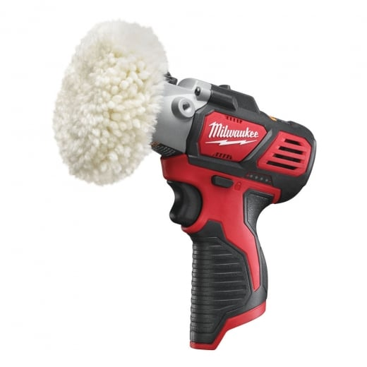 Milwaukee M12BPS-0 12v sub compact polisher/sander body only