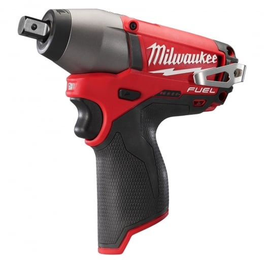 "Milwaukee M12CIW12-0 12v Impact Wrench 1/2"" Drive Body Only"
