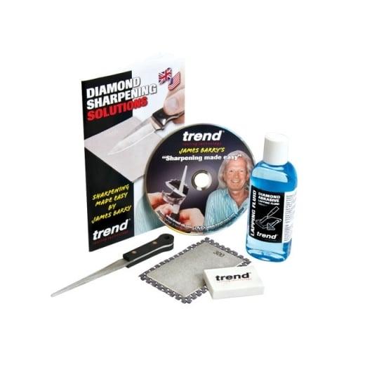 DWS/KIT/C Complete Sharpener Kit