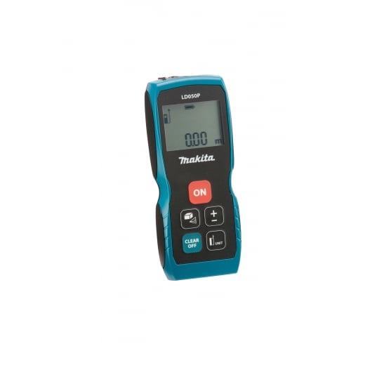 Makita LD050P 50 Metre Laser Distance Measure Range Finder