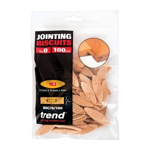 Trend BSC/0/100 Biscuit No. 0 Pack of 100