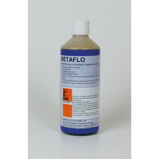 Aerosol Solutions Metaflo Drilling And Tapping Lubricant