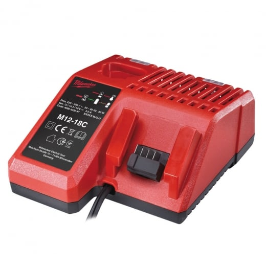 Milwaukee M12-18C multi port battery charger for m18 and m12 batteries