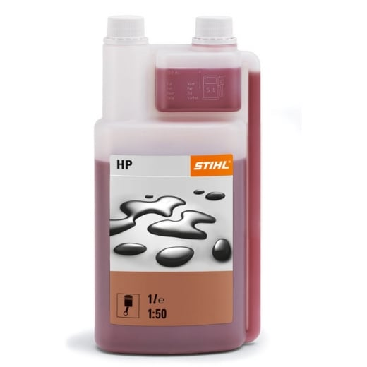 Stihl HP 2-Stroke Engine Oil 1 Litre Measuring Bottle