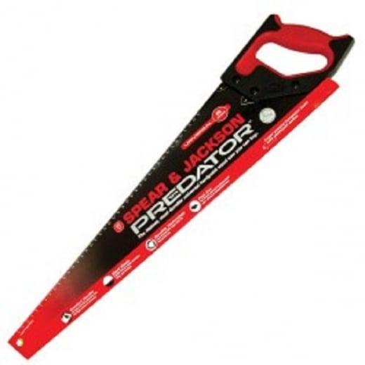 Spear & Jackson B98UNIV Universal Handsaw Fast Cut 8tpi B9822