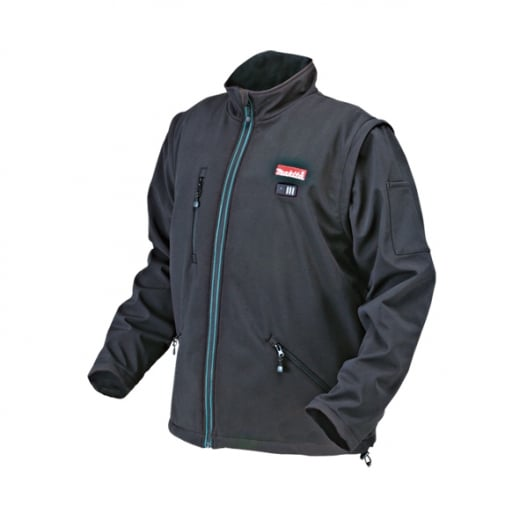 Makita DCJ200Z 14.4/18v Heated Jacket Bare Unit