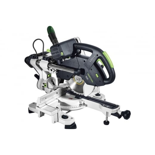 Festool Chop Saw Sliding Compound Mitre Saw Kapex KS60 E-SET GB 110V 561693