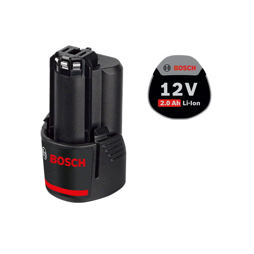 Bosch GBA12V 2.0Ah Lithium Ion Battery