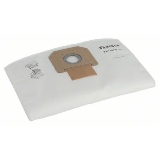 Bosch Fleece Lined Dust Bag For GAS35M Pack of 5