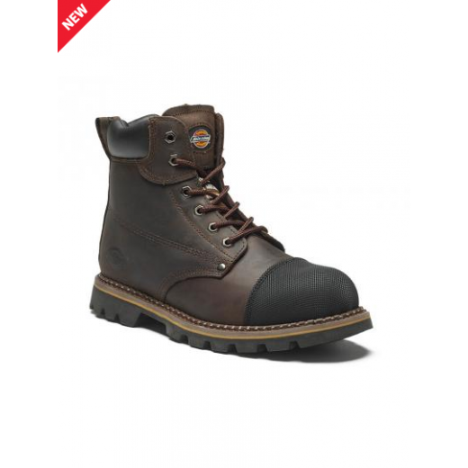 Dickies FD9210 Crawford Boot Brown