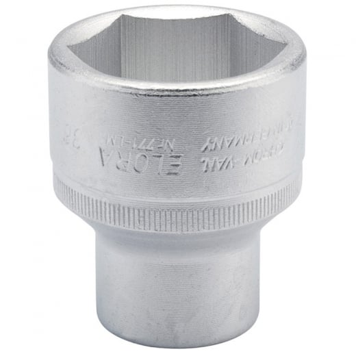 "Draper Expert 36mm 1/2"" Square Drive Elora Hexagon Socket"