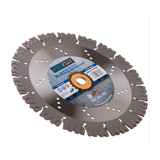 "Premier Diamond Products DP16553 300 x 2.8 x 15 x 20mm (12"") Concrete Diamond Blade"