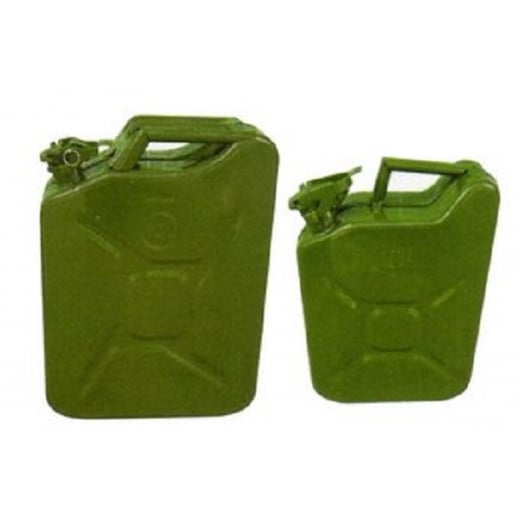 Farmpower 5 Litre Metal Fuel Jerry Can 1344