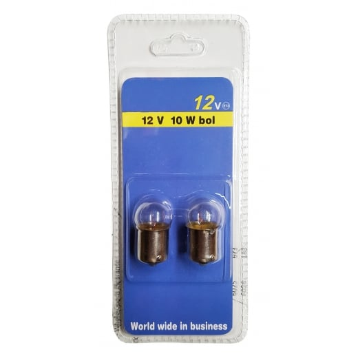 Farmpower Side Light Bulb 12V 10w 245 (2 pk) 1804