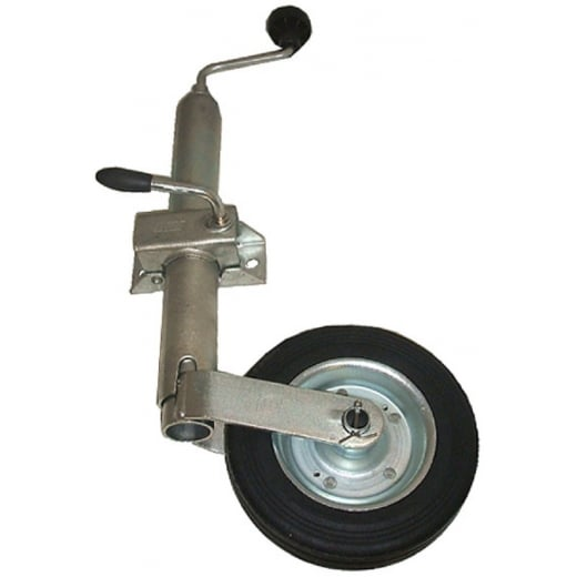 Farmpower Jockey Wheel with Clamp 48mm N.W.L 150kg 5207
