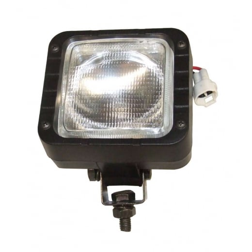 Farmpower Work Lamp Square High Intensity 12V 100x100x150mm