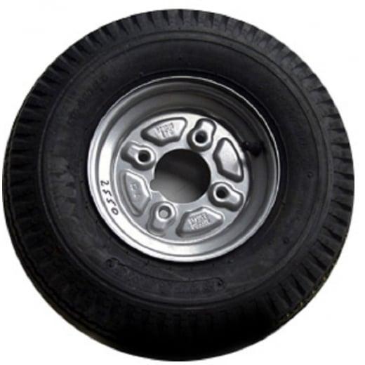 Farmpower Wheel & Tyre 400-8 Duro H/S 4 Stud/4 inch PCD Rim 2550