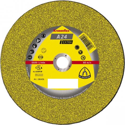 Klingspor 115mm x 2.5mm Metal Cutting Disc 188461