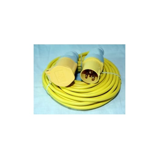 Electro-wind 110 Volt Extension Leads 1.5mm thick cable 14mtr or 25mtr