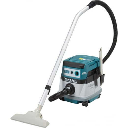 Makita DVC863LZ Twin 18v Brushless L Class Dust Extractor Body Only