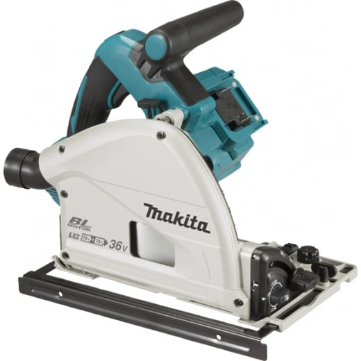 Makita DSP600ZJ Twin 18v Cordless Plunge Saw Body Only