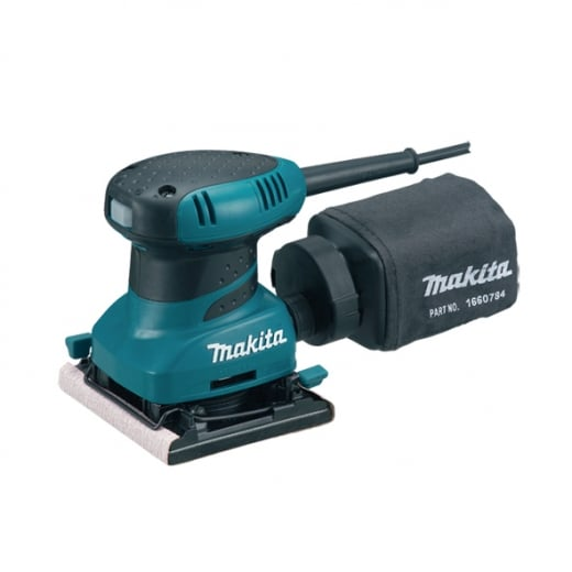 Makita BO4556 Finishing Palm Sander 110v or 240v