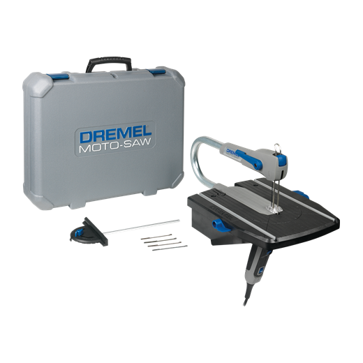 Dremel Moto Saw MS20-1/5 2 In 1 Scroll Saw - Fret Saw F013MS20JB