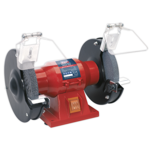 Sealey BG150CX 150mm Bench Grinder Supplied With 2 Stones