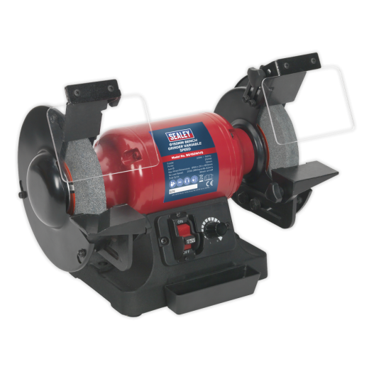 Sealey BG150WVS 150mm Variable Speed Bench Grinder