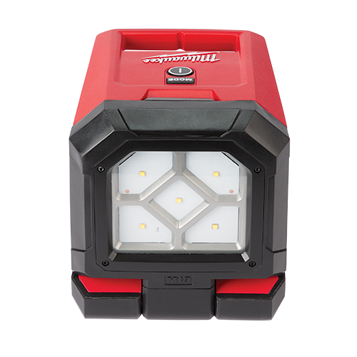 Milwaukee M18PAL-0 18v Pivoting Area Light Bare Unit
