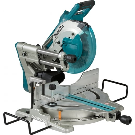 Makita DLS110Z Twin 18v Cordless Slide Compound Mitre Saw Body Only