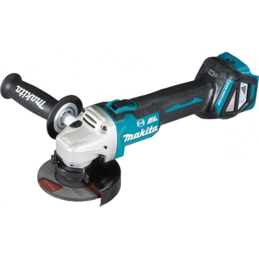 Makita DGA463Z 18v Brushless Angle Grinder 115mm Slide Switch Body Only